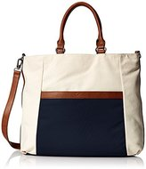 Splendid Emerald Bay Tote Cross Body Bag