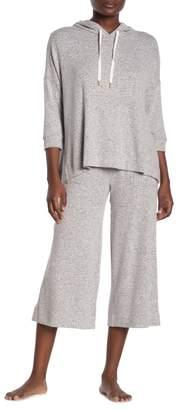 Donna Karan Cropped Knit Pants