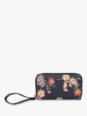 Fiorelli Finley Floral Medium Zip Around Purse, Lysander