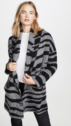 Dna Zebra Cardigan