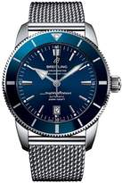 Breitling Stainless Steel Superocean Heritage Automatic Watch 46mm