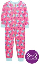 My Little Pony Girls Sleepsuit