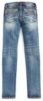 Miss Me Girl's Embellished Skinny Jeans