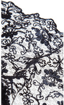 La Perla Sparkling Jasmine embroidered stretch-tulle soft-cup bra