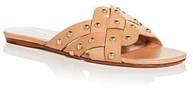 Schutz Women's Betisa Studded Slide Sandals
