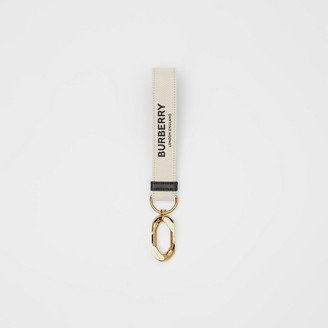 Burberry Horseferry Print Cotton Canvas Charm