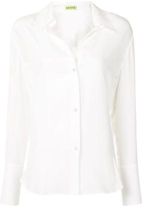 GAUGE81 Loose-Fit Silk Blouse