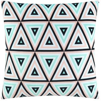 Idea Nuova Pyramid Geo Decorative Pillow