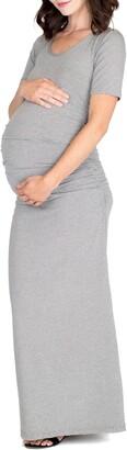 Nom Maternity 'Heidi' Maxi Maternity Dress