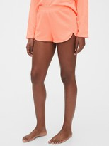 Gap Textured Lounge Shorts in French Terry
