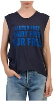 Stella McCartney Sleeveless T-shirt With Print