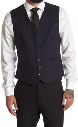 Reiss Maruso Slim Fit Waistcoat Vest
