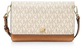 MICHAEL Michael Kors Small Leather Phone Crossbody