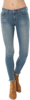 Siwy Denim Lauren Mid Rise Skinny Jean