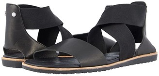 Sorel Ella Sandal (Black) Women's Sandals