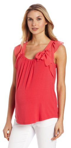 Ripe Maternity Women's Maternity Sleeveless Juliet Shirt
