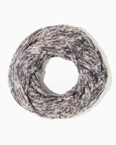 Charming charlie Cozy Colors Infinity Scarf