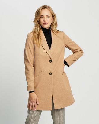 Dorothy Perkins Shawl Collar Coat