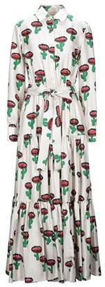 La DoubleJ 3/4 length dress