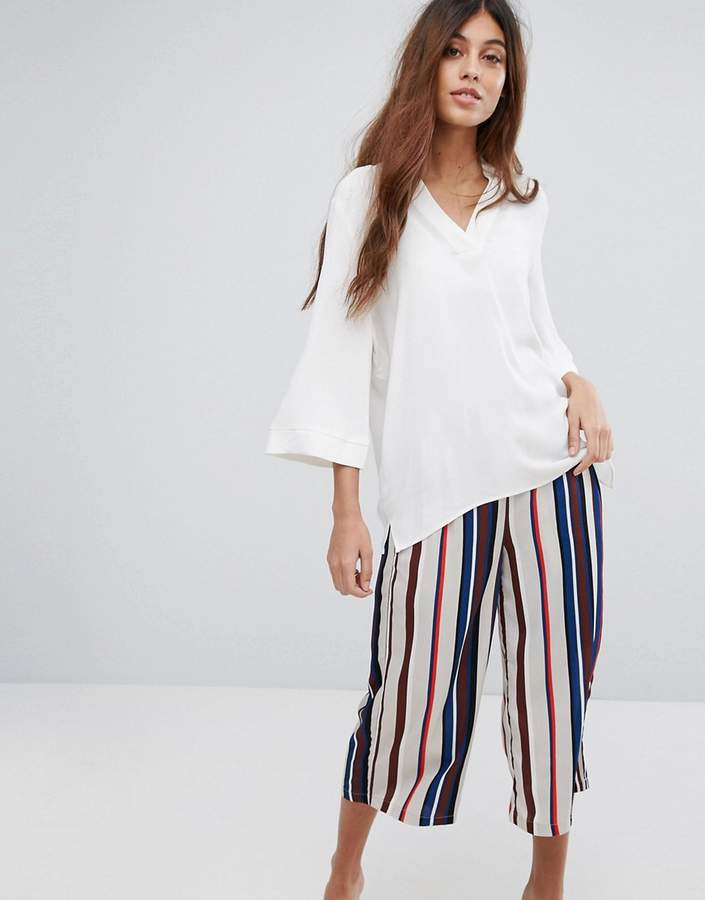 Selected Oversized Blouse