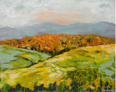 Art by Lizzy Ragsdale Lizzy Ragsdale, Tuscan Sunset