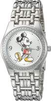 Disney Mickey Mouse Men's W002508 Mickey Mouse -Tone Watch