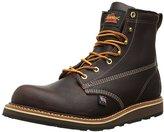 Thorogood Men's American Heritage 6 Inch Plain Toe Boot