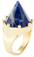Noir Memphis Ring