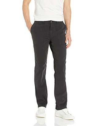Goodthreads Men's Standard Straight-Fit Porkchop Pocket Stretch Canvas trouser,36W x 30L