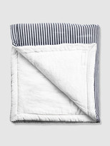 Thumbnail for your product : Louelle Harbor Island Stripe Reversible Play Mat / Quilt