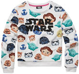Star Wars STARWARS Long Sleeve Sweatshirt - Big Kid Girls