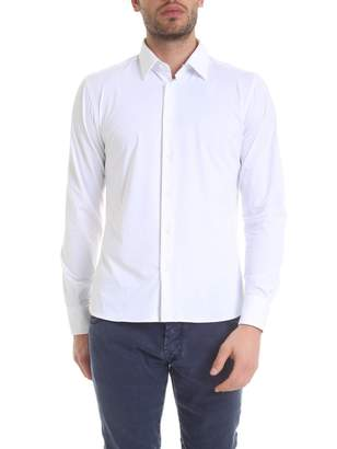 Rrd Roberto Ricci Design Rrd Roberto Ricci Designs Technical Fabric Shirt