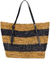 Polo Ralph Lauren striped tote bag