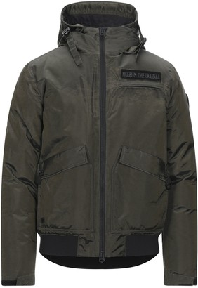 Museum Synthetic Down Jackets