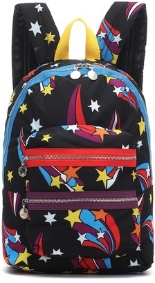 Stella McCartney Kids Printed backpack