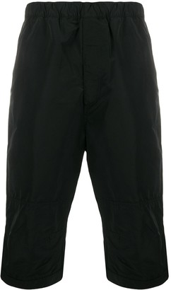 Givenchy Long Stretch Waist Shorts