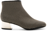 Alice + Olivia Paxton Gold Studded Bootie