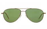 Oliver Peoples Benedict Antique Gold