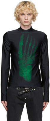 Sankuanz Black Hand Long Sleeve T-Shirt