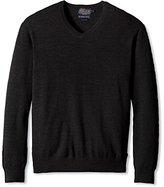 Pendleton Men's Long Sleeve V-Neck Sweater