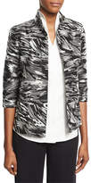 Misook Dressed Up Swirl Jacket, Plus Size