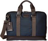 Tumi Alpha Bravo - Andrews Slim Brief Briefcase Bags