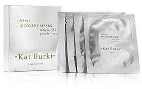 Kat Burki KB5 Eye Recovery Masks, 4 Packs