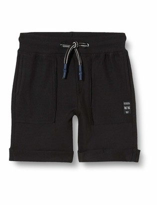 Tuc Tuc Tuc Baby Boys' Basbbs20 Swim Trunks Black (Negro 30) 86/92 (Size: 2A)