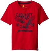 Carhartt Kids - Land of the Free Tee Boy's T Shirt