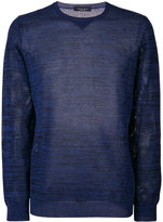 Roberto Collina crew neck jumper
