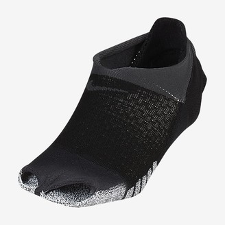 Nike Women's Toeless Footie Socks NikeGrip Studio