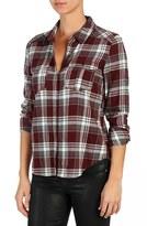 Paige Women's 'Mya' Plaid Shirt
