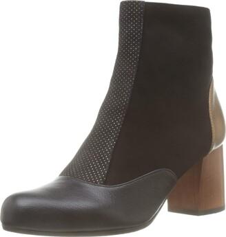 Chie Mihara Women's Michele Ankle Boots Black Barna Negro Galaxy Negro Ante Black Picasso Bronze Black 7 UK