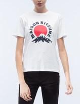 MAISON KITSUNÉ Mon Fuji T-Shirt